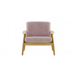 Vejle stol  rosa
